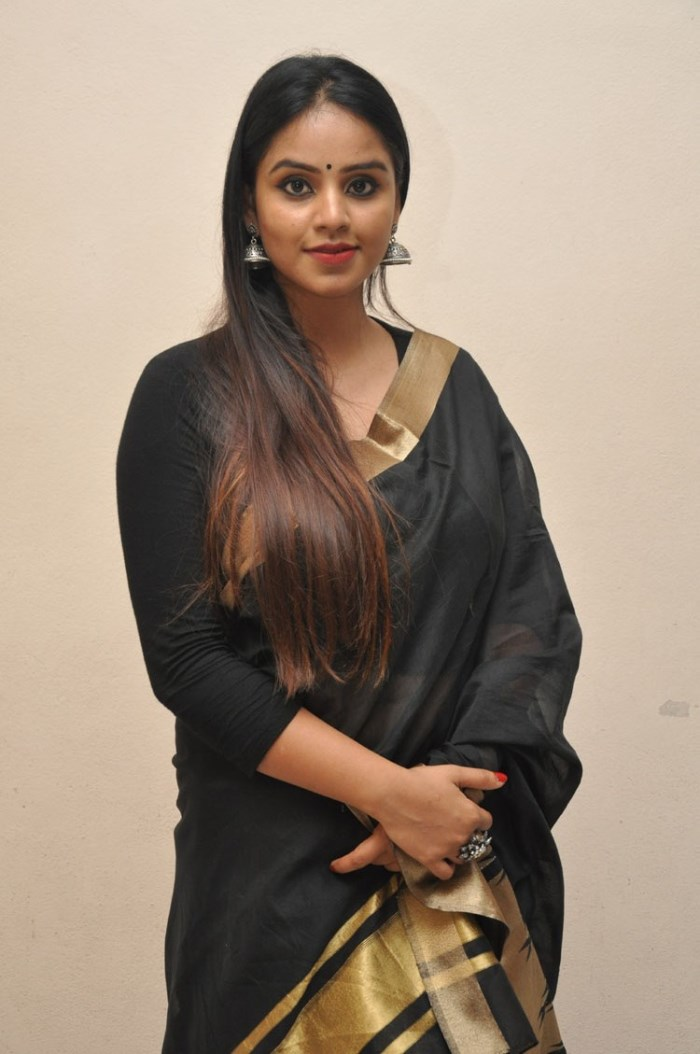 Actress Prashanthi @ Iddaram Movie Audio Launch Stills