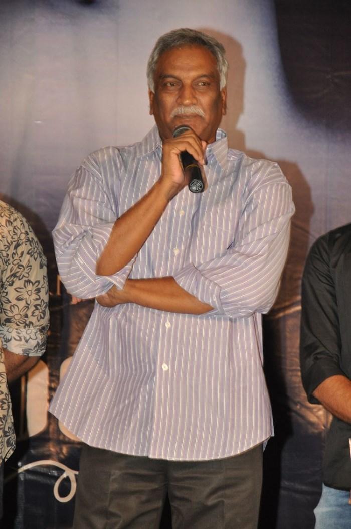 Tammareddy Bharadwaja @ Iddaram Movie Audio Launch Stills