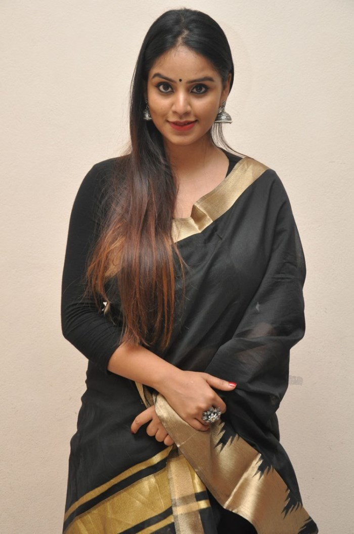 Actress Prashanthi @ Iddaram Movie Audio Launch Stills