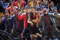 Allu Arjun, Catherine Tresa in Iddarammayilatho Top Lesi Poddi Song Hot Images