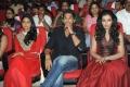 Sneha Reddy, Allu Arjun, Catherine Tresa at Iddarammayilatho Movie Audio Release Stills
