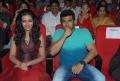 Catherine Tresa, Ram Charan at Iddarammayilatho Movie Audio Release Stills