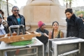 Puri Jagannath, Amala Paul, Allu Arjun at Iddarammayilatho Working Stills