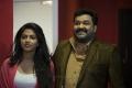 Amala Paul, Mohanlal in Iddaru Iddare Movie Stills