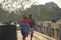 Vijay Sethupathi, Nandita in Idega Aasapaddav Balakrishna Telugu Movie Stills