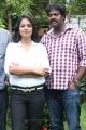 Nandita,m Gokul @ Idharkuthaane Aasaipattai Balakumara Press Meet Stills