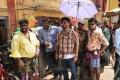 Raju Sundaram @ Idharkuthane Aasaipattai Balakumara Shooting Spot Photos