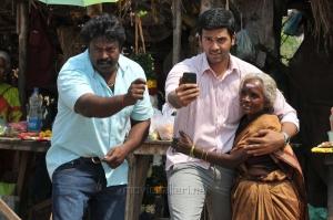 Idharkuthane Aasaipattai Balakumara Shooting Spot Photos