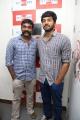 Vijay Sethupathi, Ashwin Kakumanu @ Idharkuthane Aasaipattai Balakumara Team in 92.7 BIG FM Photos