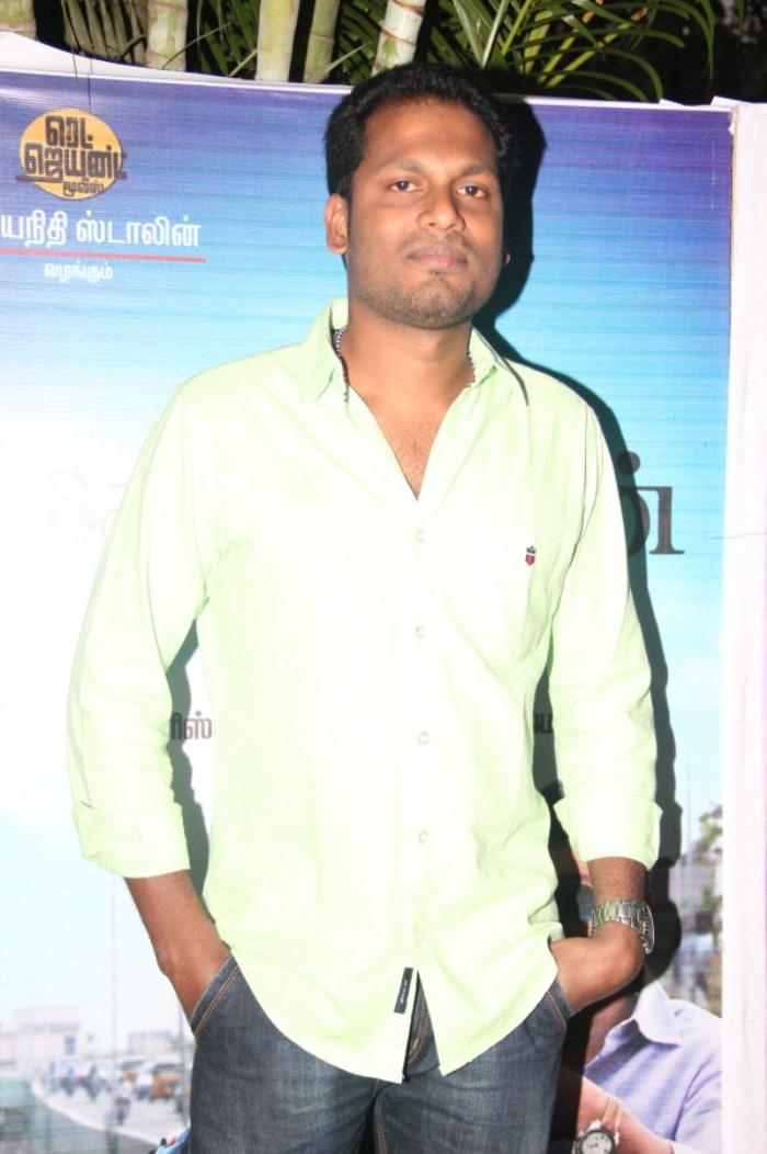 Idhu Kathirvelan Kadhal Movie Press Meet Stills