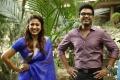 Nayanthara, Simbu Latest Images in Idhu Namma Aalu Movie