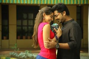 Andrea Jeremiah, Simbu in Idhu Namma Aalu Movie New Images