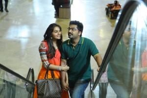 Andrea Jeremiah, Simbu in Idhu Namma Aalu Movie Images
