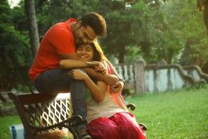 Simbu, Andrea Jeremiah in Idhu Namma Aalu Movie Images