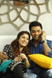 Nayanthara, Simbu in Idhu Namma Aalu Tamil Movie Stills