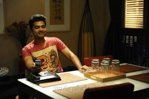 Idhu Namma Aalu Movie Simbu Stills