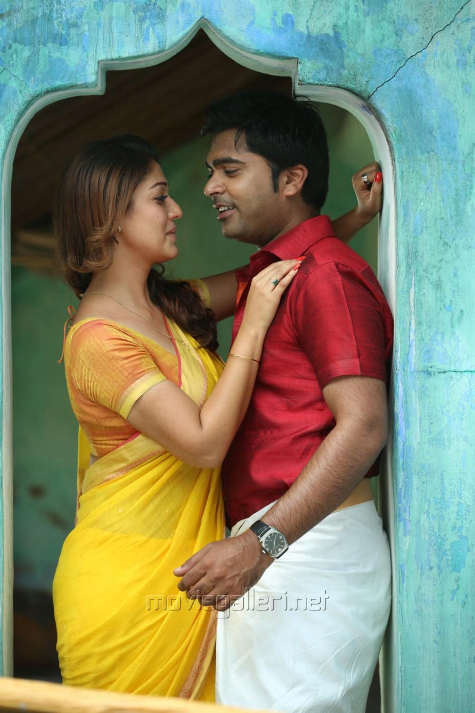 Simbu romance photos nayanthara