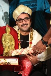 Actor Tarun @ Idi Naa Love Story Logo Launch Stills