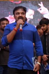 Director Ramesh @ Idi Naa Love Story Pre Release Function Stills