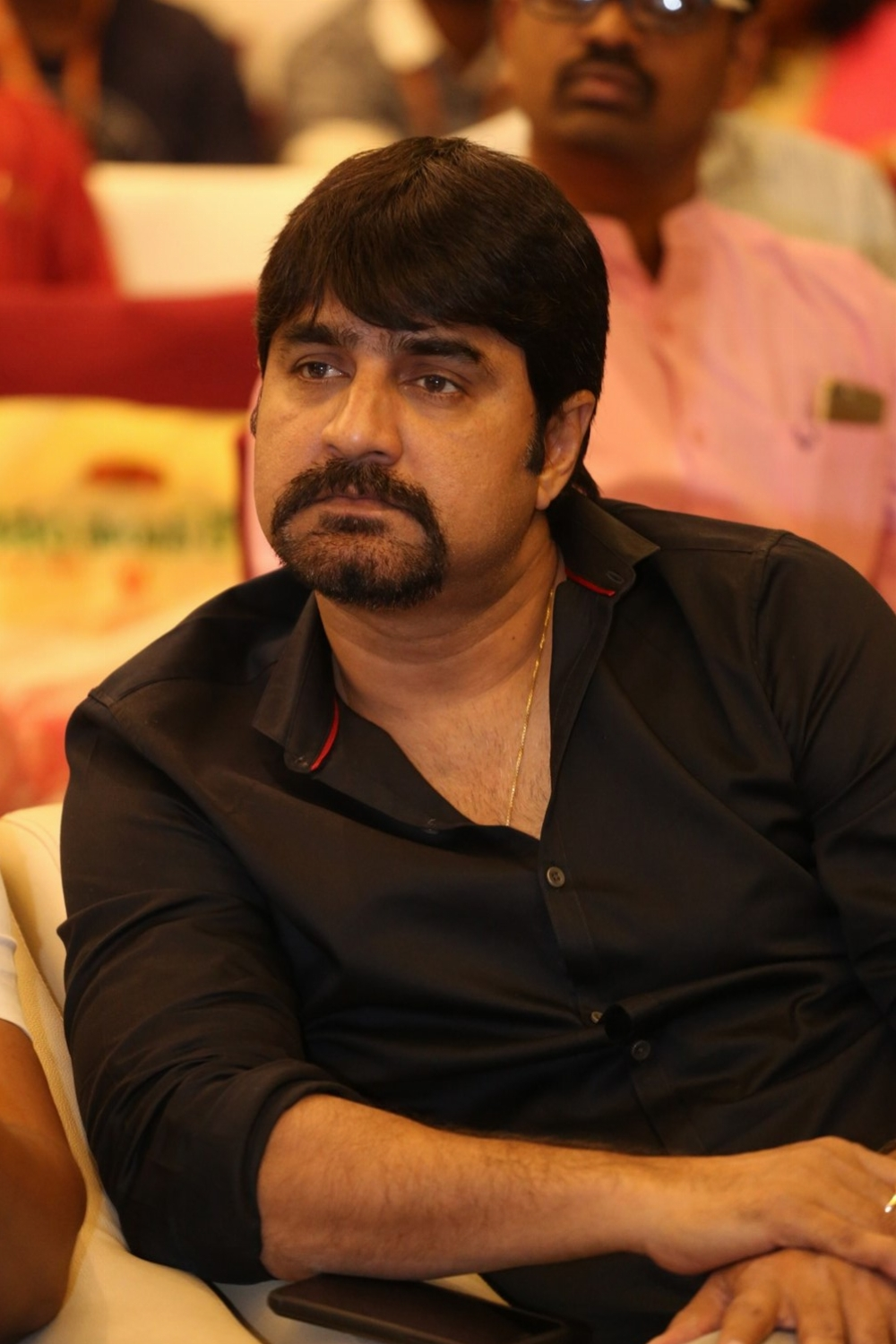 Actor Srikanth @ Idi Naa Love Story Pre Release Function Stills