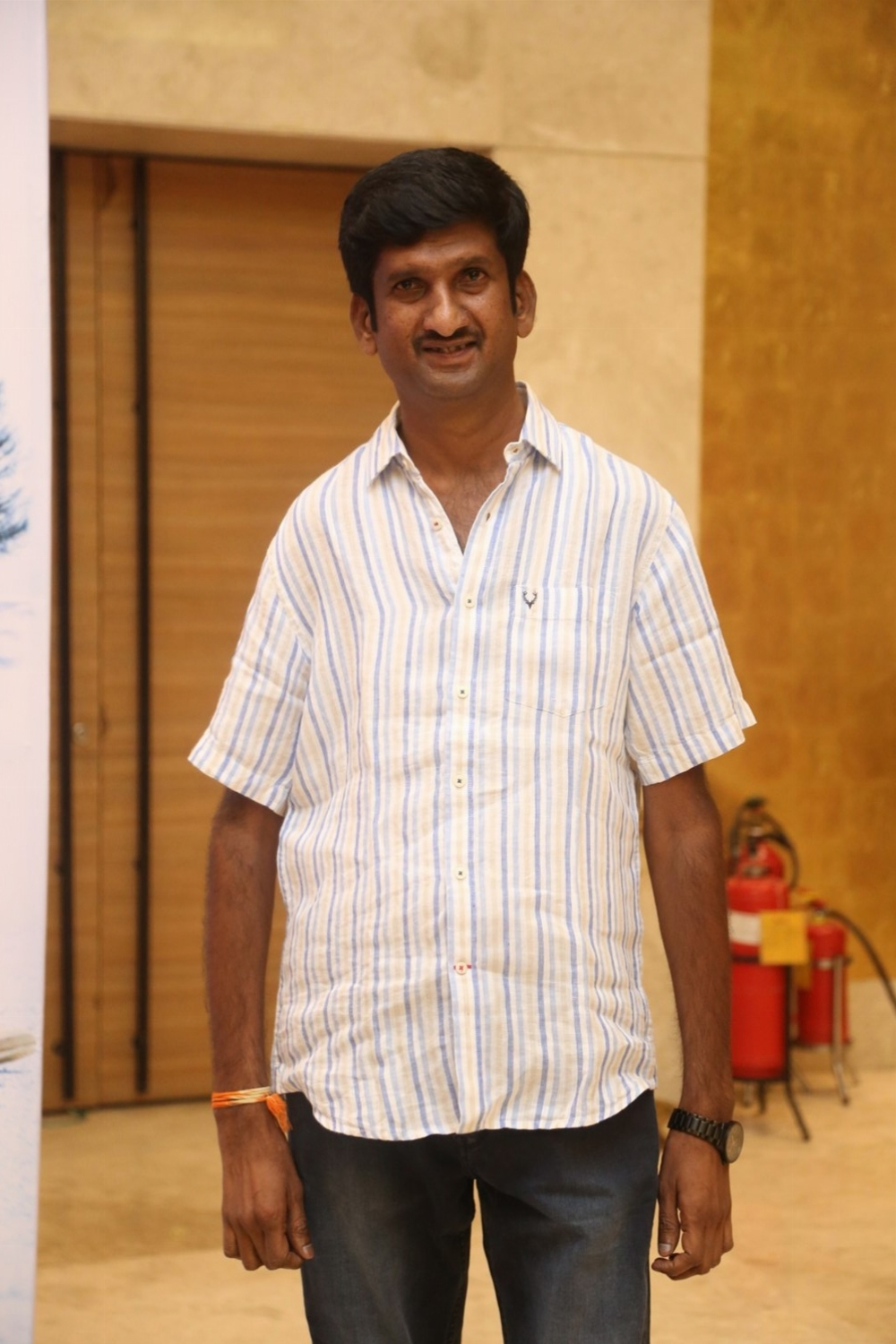 Producer SV Prakash @ Idi Naa Love Story Pre Release Function Stills