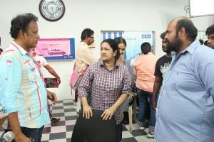 Idli Tamil Movie Shooting Spot Stills