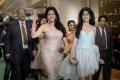 Sridevi with daughter Jhanvi at IIFA Awards 2013 Photos