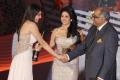 Anushka Sharma, Sridevi, Boney Kapoor at IIFA Awards 2013 Photos