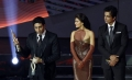Abhishek Bachchan, Parineeti Chopra, Sonu Sood at IIFA Awards 2013 Photos