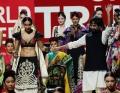 Bipasha Basu Ramp Walk @ IIFA Rocks 2011 Event Stills