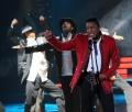 Jermaine Jackson @ IIFA Rocks 2011 Event Stills