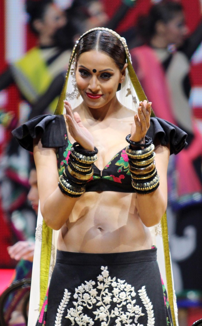 Bipasha Basu @ IIFA Rocks 2011 Event Stills