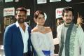 Sai Dharam Tej, Raashi Khanna, Akhil Akkineni @ IIFA Utsavam 2017 Green Carpet (Day 1) Photos