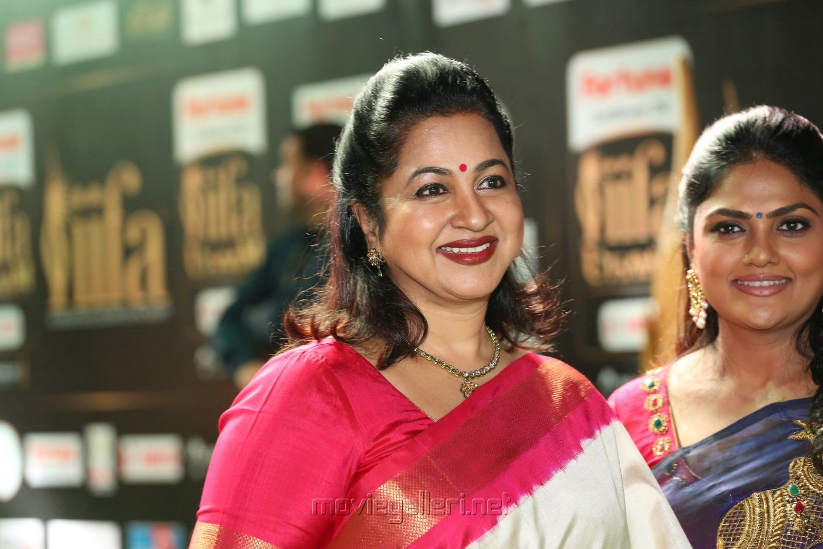 Actress Radhika @ IIFA Utsavam 2017 Green Carpet (Day 1) Photos