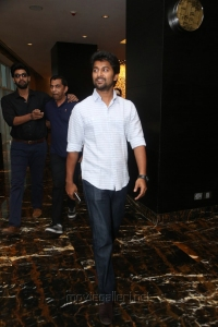 Actor Nani @ IIFA Utsavam Awards 2017 Press Meet Stills