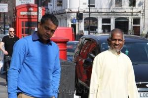 Gautham Vasudev Menon & Ilayaraja at London