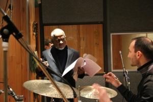 Neethaane En Ponvasantham Song Composing Stills