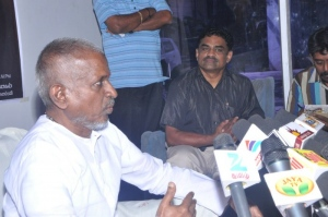 Ilayaraja @ Sengathu Bhoomiyile Press Meet
