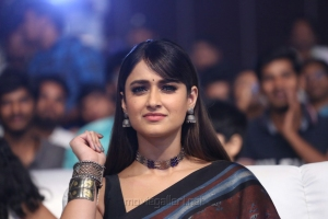 Telugu Actress Ileana in Brown Saree Photos HD