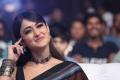 Telugu Actress Ileana D'Cruz in Brown Saree Photos HD