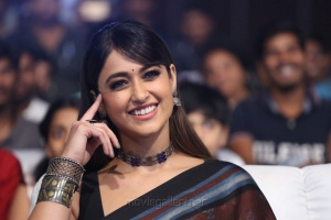 Actress Ileana Brown Saree Photos HD @ Amar Akbar Anthony Pre-Release