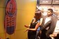 Actress Ileana D'Cruz launches Skechers Store at Banjara Hills, Hyderabad
