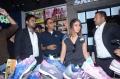 Ileana D'Cruz launches Skechers showroom at Banjara Hills, Road No. 2, Hyderabad