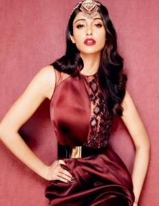 Ileana D'Cruz Hot Photoshoot in Harper's Bazaar Magazine September 2012