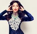 Ileana D'Cruz on Harper's Bazaar India magazine Sept 2012