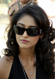 Ileana in Black Dress Hot Photos in Kick Movie