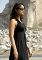 Ileana in Black Dress Hot Photos in Kick Movie