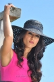 Actress Ileana Hot Pics in Pink Sleeveless Short Gown