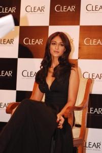 Ileana D'Cruz Latest Hot Stills at the launch of Clear Shampoo Range
