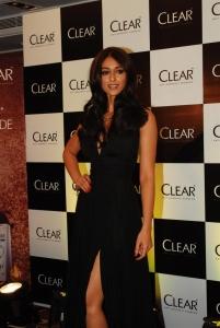 Actress Ileana D'Cruz at Launch of Clear Shampoo Range Photos